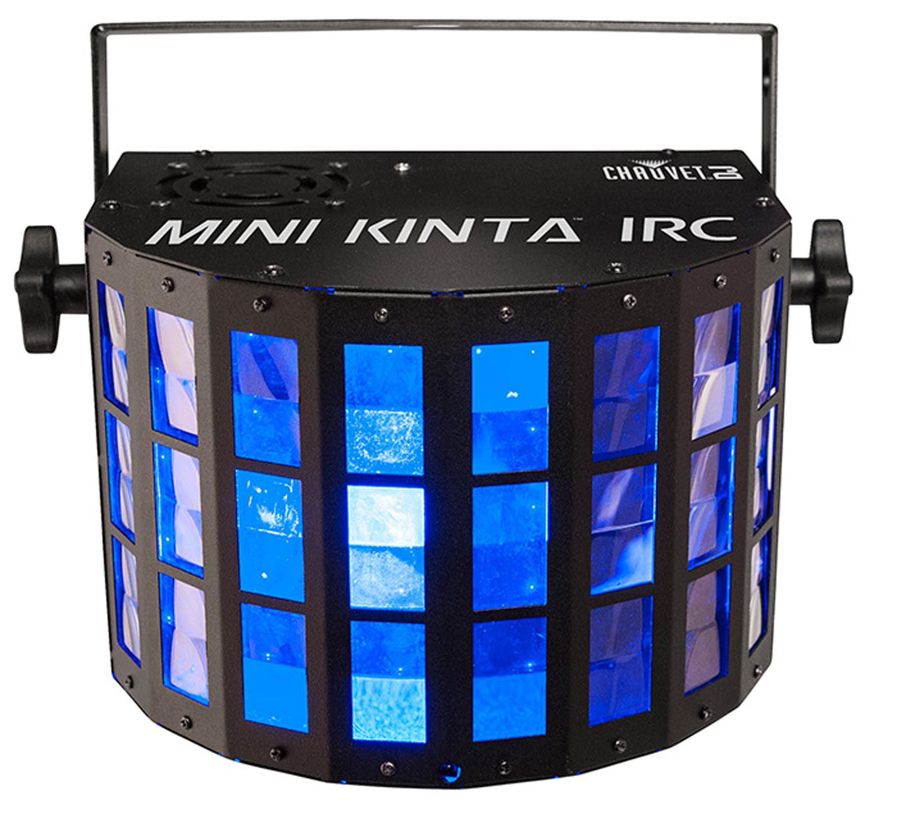 Chauvet DJ MINIKINTAIRC Mini Kinta IRC Effect Light