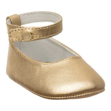 Polo Ralph Lauren Baby Girl Amile Leather   Ballet