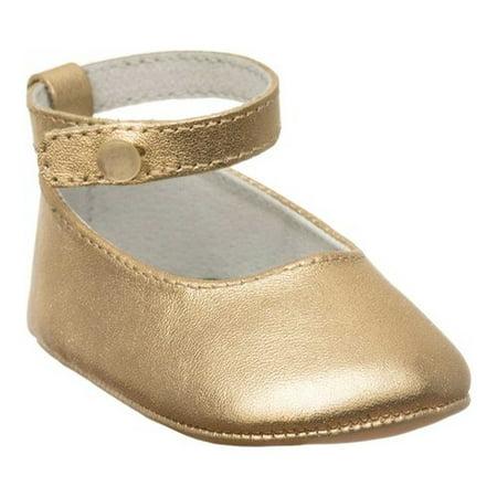Infant Girls' Polo Ralph Lauren Amile Ankle Strap Shoe