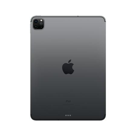 Apple 11-inch iPad Pro (2020) Wi-Fi + Cellular 256GB - Space Gray