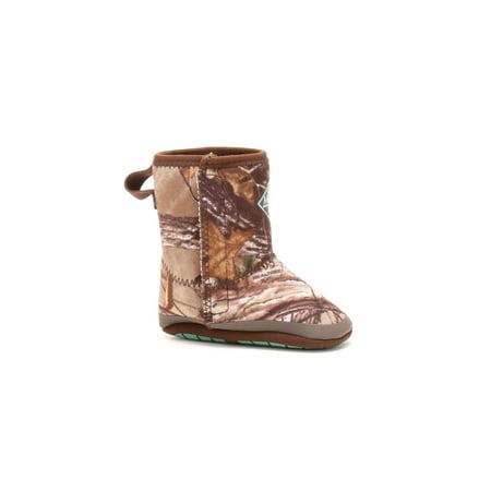 4f1dcc13936e Muck Boot Baby s My First Slip On Mucks Snow Boots Brown Neoprene ...