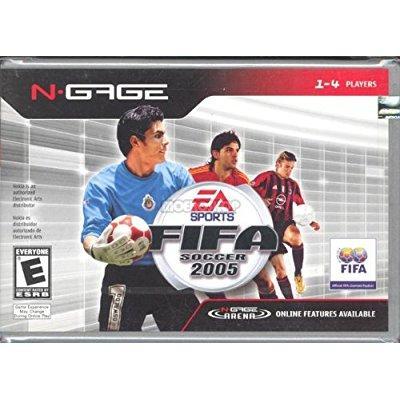 FIFA Soccer 05 - N-Gage