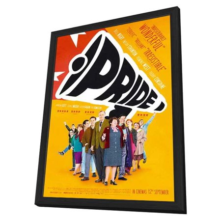 Pride  2014  11X17 Framed Movie Poster  Uk