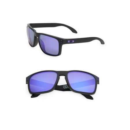 Holbrook 55mm Square (Black Oakley Gascan Sunglasses)