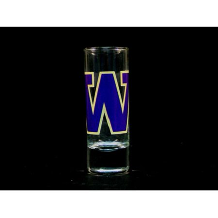 "Washington Huskies NCAA ""Hype"" Tall Shot Glass"