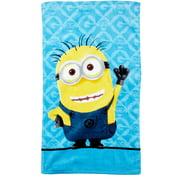Universal's Minions Hand Towel, 1 Each