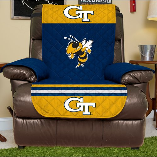 Ncaa Licensed Furniture Protector Arm Chair
