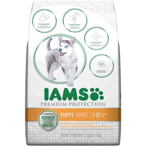 Iams Premium Protection Puppy Dog Food, 2.5 lb