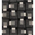 American Home Rug Co Casual Contemporary Grey Slate