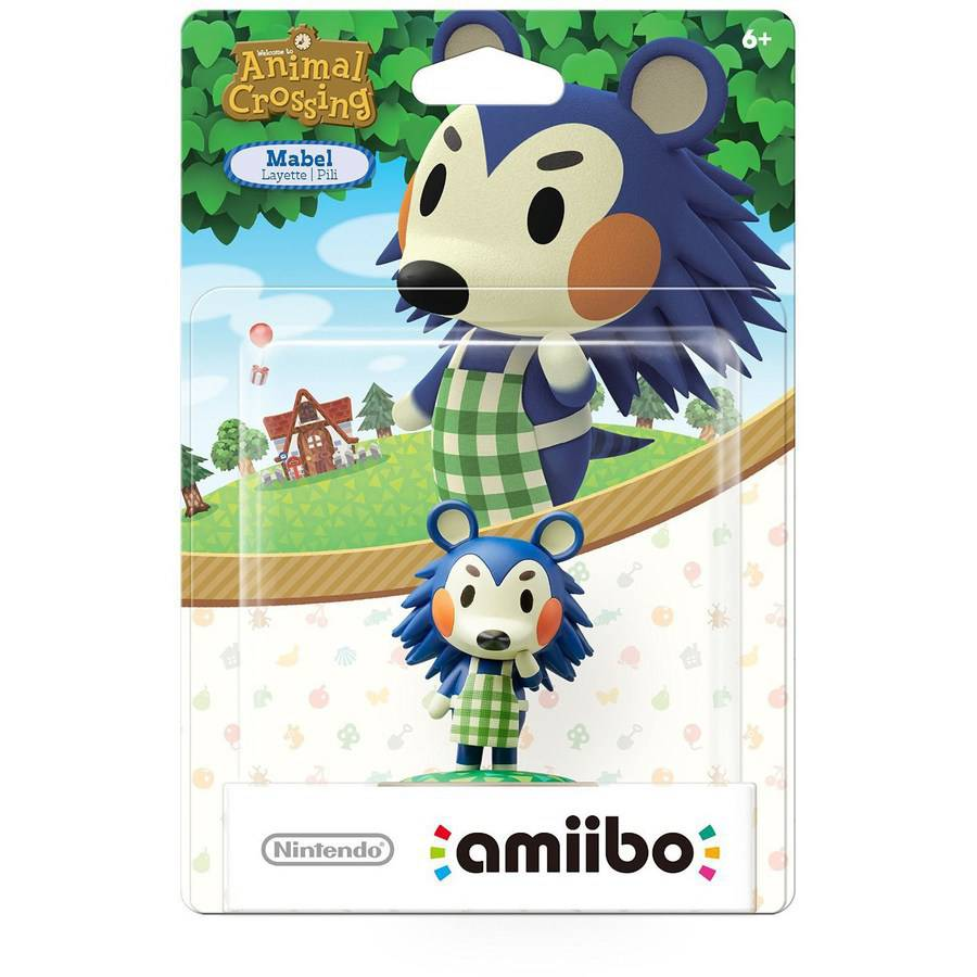 Mabel Animal Crossing amiibo (Universal)