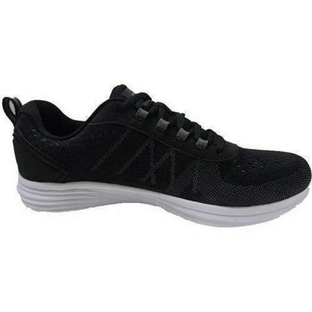 Jogging Shoes Review - Athletic Works Men's Knit Jogger Athletic Shoe