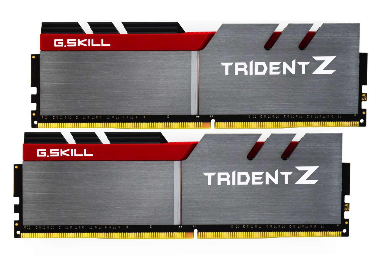8GB G.Skill DDR4 Trident Z 4000Mhz PC4-32000 CL19 (19-21-21-41) 1.35V Dual Channel Kit (2x4GB)