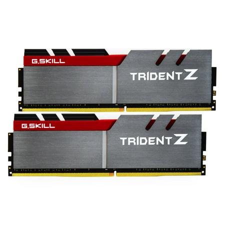16GB G.Skill DDR4 Trident Z 3600Mhz PC4-28800 CL17 (17-18-18-38) 1.35V Dual Channel Kit