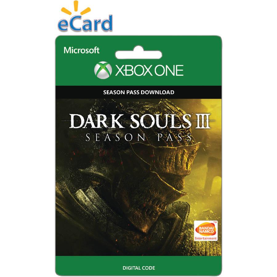 Dark Souls 3 Xbox One Season Pass