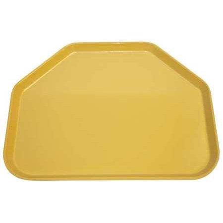 CARLISLE 1713FG023 Glasteel Tray, 14 x 18, Gold, PK 12 ()