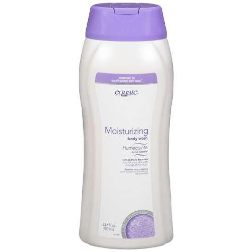 Equate Moisturizing Body Wash With Humectante, 23.6 fl oz