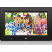 "Aluratek 10"" Motion Sensor Digital Photo Frame 4GB Built In Memory (1024 x 768 Resolution, 16:9 Aspect Ratio)"