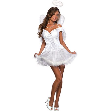 Heaven Sent Adult Halloween Costume