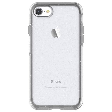 OtterBox Symmetry Clear Series for iPhone 8 & iPhone 7, Stardust