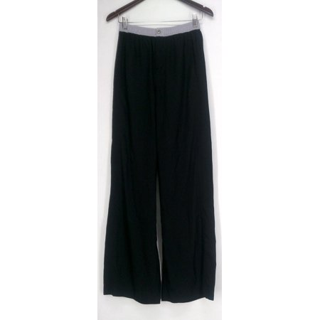 Jennifer Hudson Collection Pants Sz XXS Wide Leg Black (Hudson Deluxe Wide Leg)