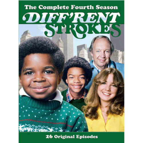 Diff'rent Strokes: The Complete Fourth Season (Full Frame)