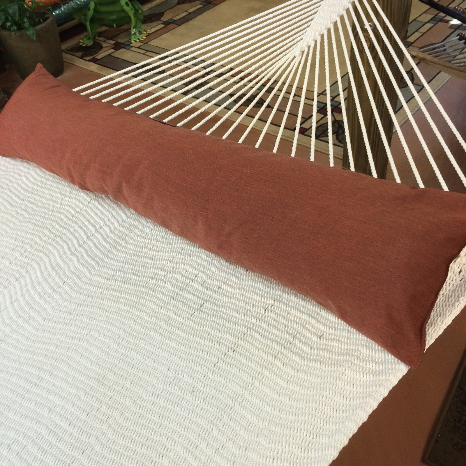 Caribbean Hammocks Double Hammock Pillow
