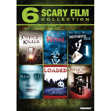 Scary 6 Film Collection (DVD)