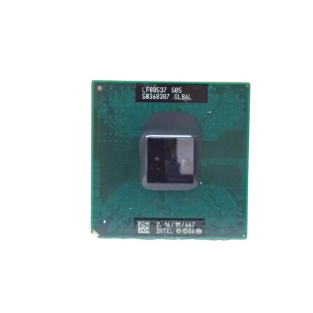 Refurbished Intel Celeron M 585 2.16GHz 667MHz Socket P  SLB6L
