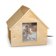 K Manufacturing Birdwood Manor Thermo-Kitty Cat House