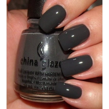 China Glaze Nail Polish, Concrete Catwalk, 0.5 Oz