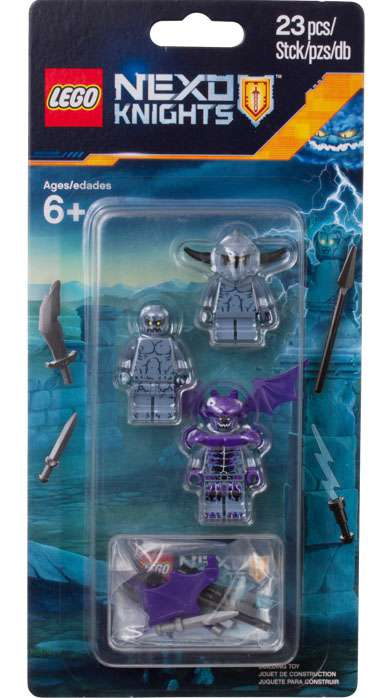 Lego Nexo Knights Stone Gargoyle Minifigure With Wings FREE POST