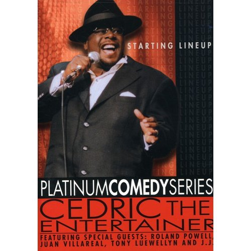 Platinum Comedy Series: Cedric the Entertainer - Starting Lineup