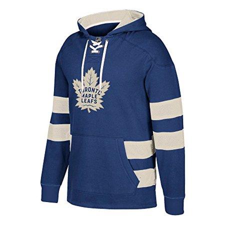ace385cc6b1 NHL Toronto Maple Leafs CCM Pullover Jersey Hood