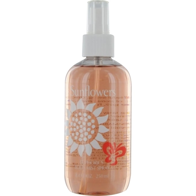 Elizabeth Arden  Sunflowers Women's 8.4-ounce Euphorics Body Mist Spray