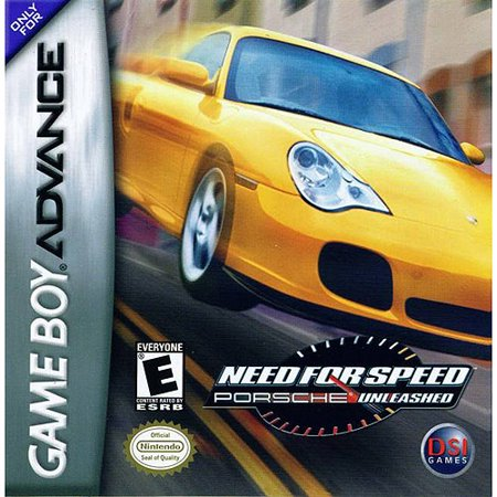 Image of Need for Speed: Porsche Unleashed GBA