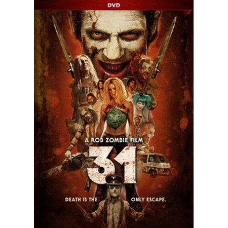 31 (DVD) - Horror Movies For Tweens