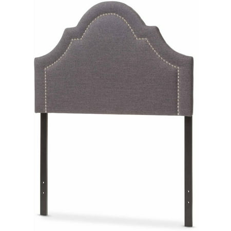 Baxton Studio Rita Modern and Contemporary Upholstered Headboard, Multiple Sizes and Colors