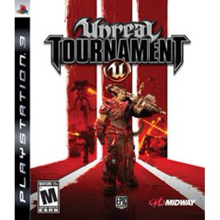 Unreal Tournament III - Playstation 3 (Best Unreal Tournament Mods)