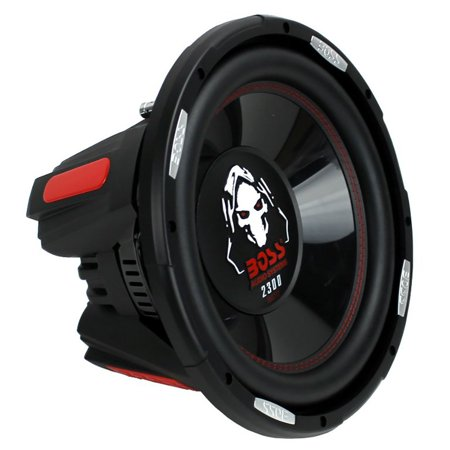 Boss Phantom 12 Inch 2300 Watt Max Power Car Audio Subwoofer with DVC (The Best Car Audio Subwoofers)