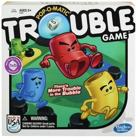 Click here for Trouble Board Game prices