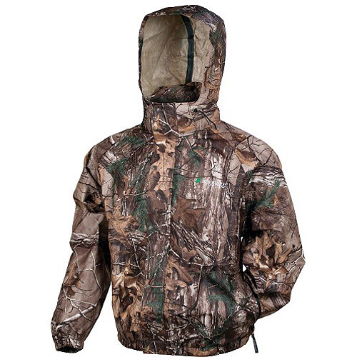 Frogg Toggs Pro Action Jacket, Realtree, All Purpose Xtra by Frogg Toggs