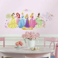 RoomMates Disney Princess Glow Within Princess Wall Decals