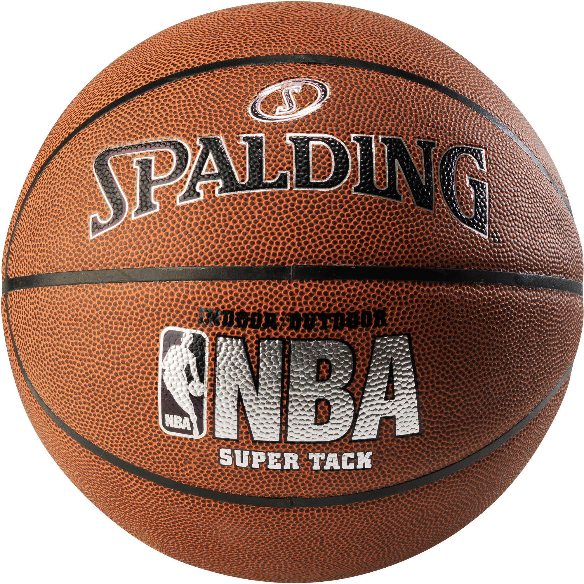 Spalding NBA SUPER TACK Basketball - Walmart.com