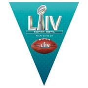 2020 Super Bowl LIV 54 NFL Football Party Decoration 12ft Pennant Banner