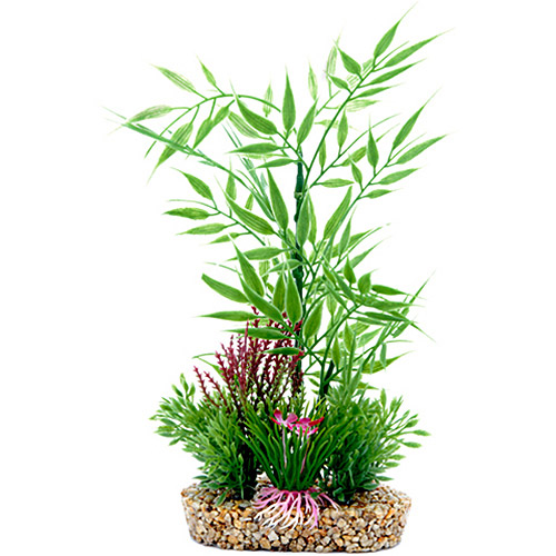 Aqua Culture Jungle Pod Aquarium Plant Decoration by Penn Plax