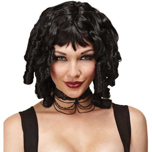 Ghost Doll Halloween Adult Wig