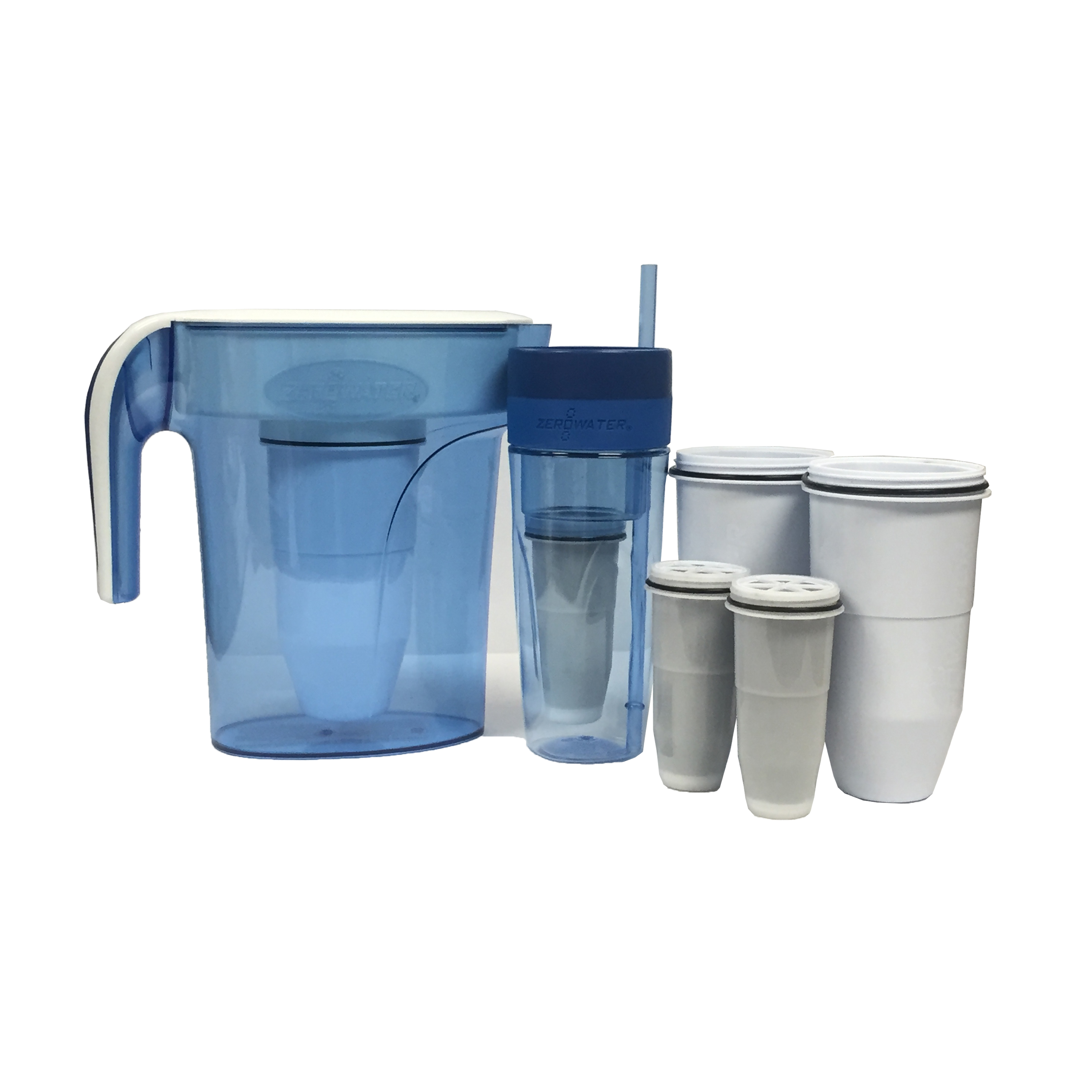 ZeroWater 6-Cup Pitcher