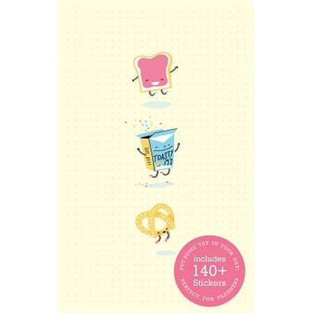 Celebrate Today Journal (Flexibound with Sticker Sheets) - Journaling Sticker Book