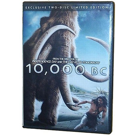 10,000 B C  Exclusive Two-Disc Limited Edition