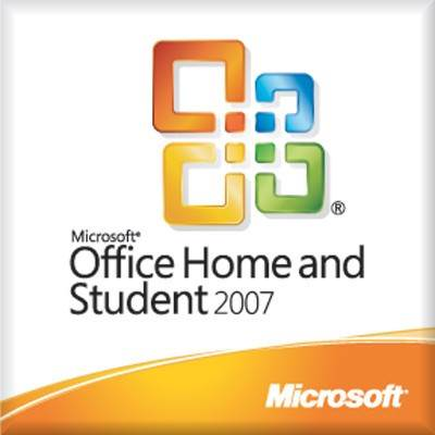 Microsoft Home and Student 2007 PKC